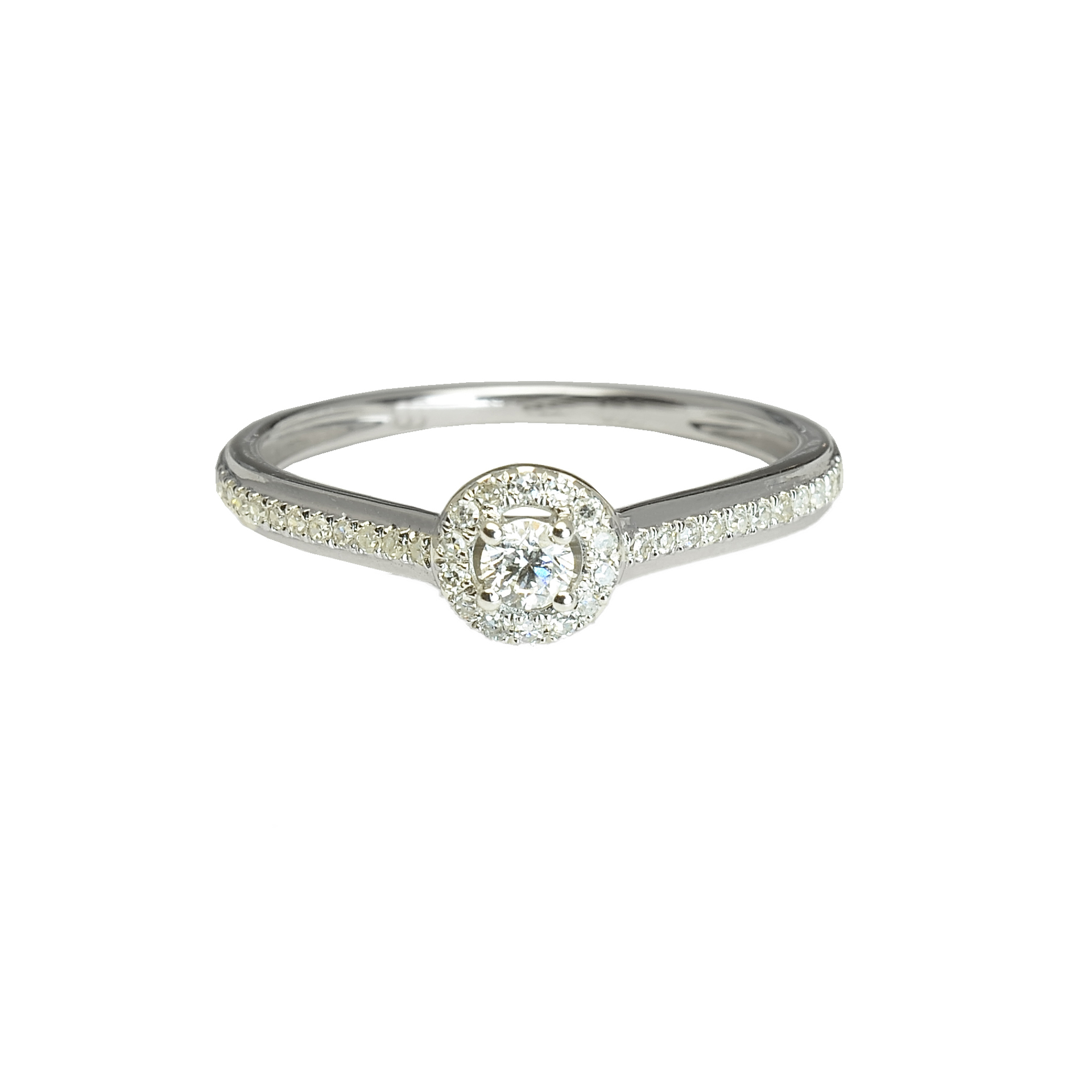 a6b00ccd6 GOLDIE - Prstene - Zlatý prsteň s diamantmi