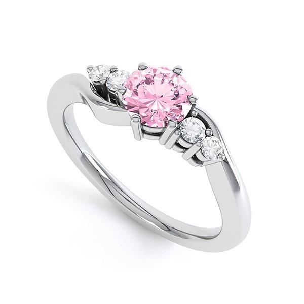 34e7ac33d Ružová farba: je symbolom lásky a prirodzenej krásy (morganit, ružový  diamant, ružové perly, ružový zafír, ružový quarty, turmalín,ružový rubín,  ružový ...