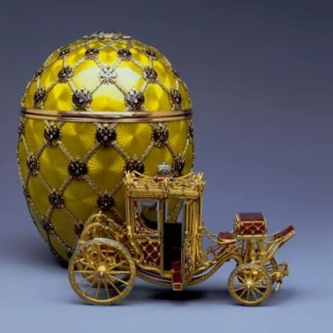 Imperial Coronation Egg