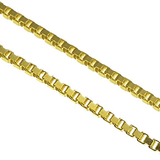 d3f250aa8 GOLDIE - Retiazky - Zlatá retiazka Cube v rôznych dĺžkach