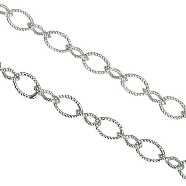 65d96bb1b GOLDIE - Retiazky - Zlatá retiazka Curves v rôznych dĺžkach